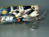 F-86 Lindberg Sabre Jet with plane