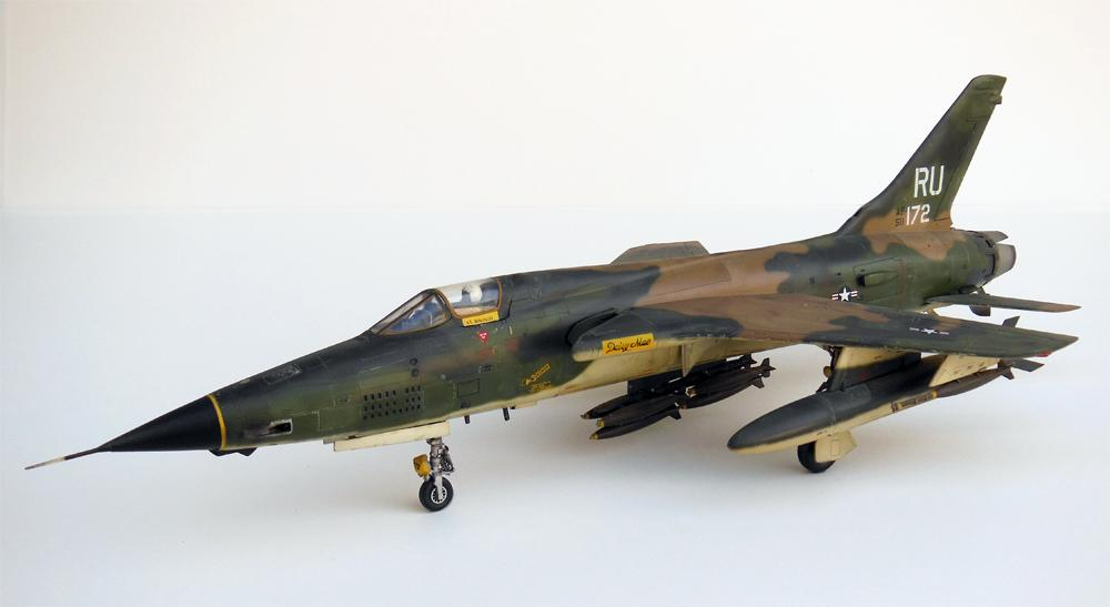 Republic F-105 Thunderchief, One Of The Greatest Airplanes