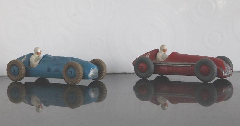 Talbot Lago and Alfa Romeo