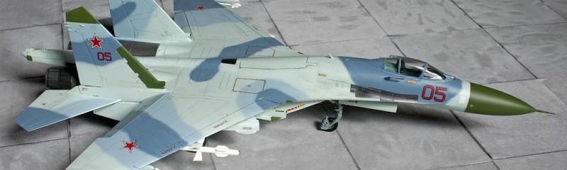 4345_Airfix_Su-27