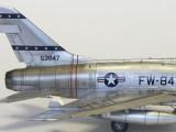F-100F Super Sabre 0076