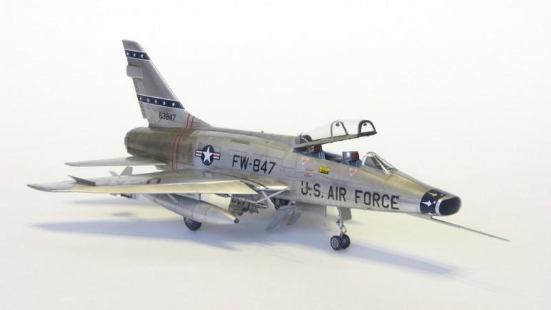 F-100F Super Sabre 0081