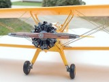 Stearman completed 002