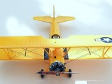 Stearman completed 012