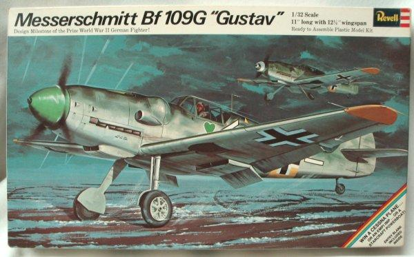Revell H279-200 Bf109Cessna