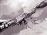 intercept flying disc