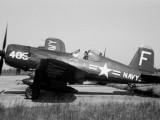F4U-5 121928 F-405 VF-44 ILM 1949