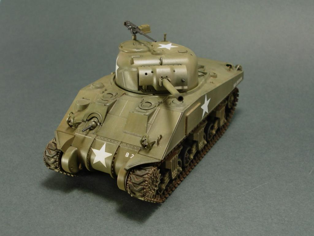 D-Day GB – M4A1 Sherman | iModeler