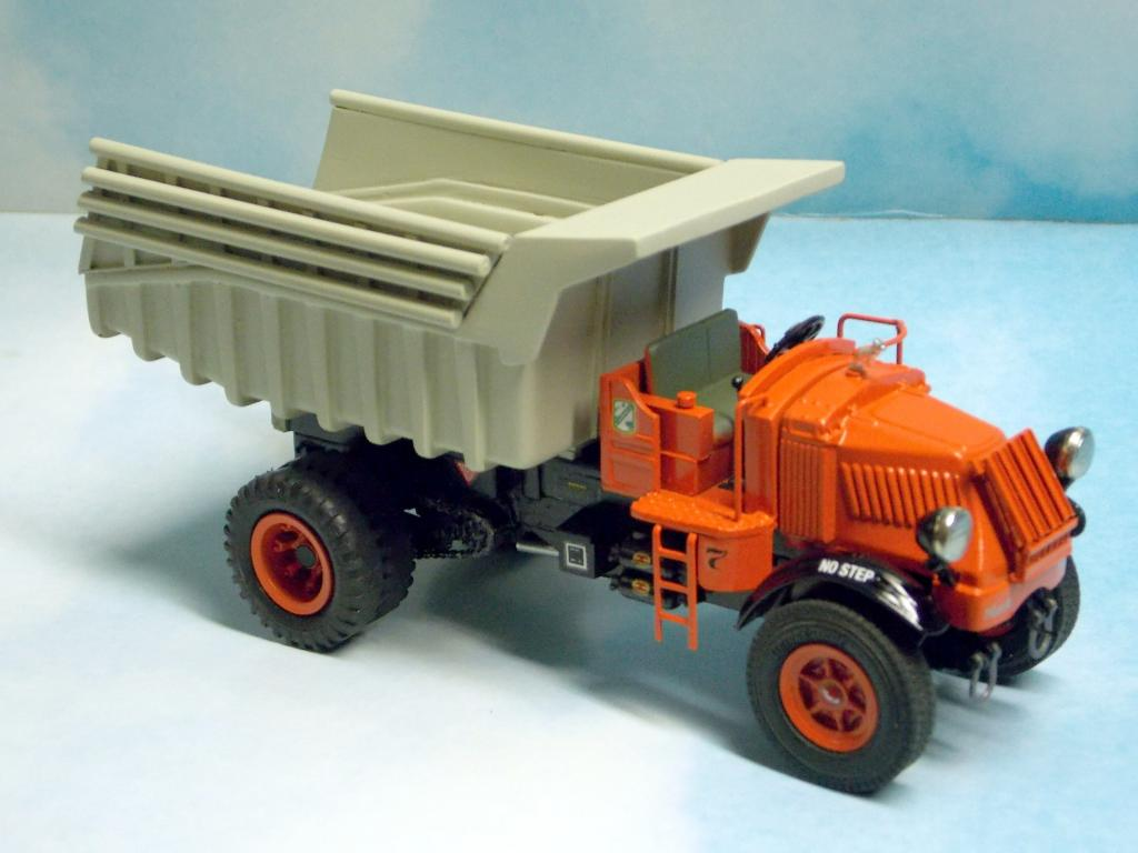 The Mack Hoover Dam Dump Truck And Marion Steam Shovel
