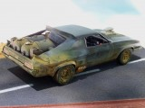 Mad Max 2 car finished outside pics 007