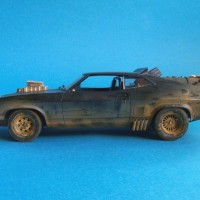 Mad Max 2 car finished outside pics 045