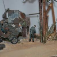Marine Corps WW2 Diorama 7-20-14 001