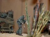Marine Corps WW2 Diorama 7-20-14 014