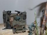 Marine Corps WW2 Diorama 7-20-14 020