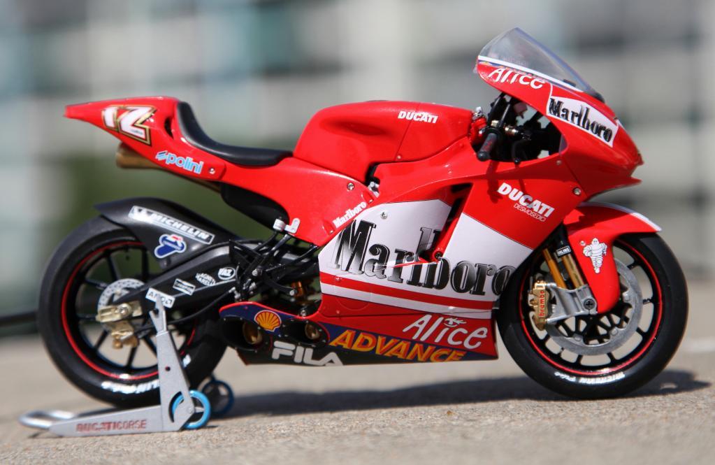 Mini Bike Ducati : Bike fest ducati desmosedici imodeler