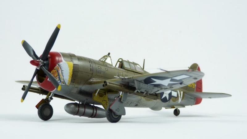 P-47D Thunderbolt Razorback 1060360