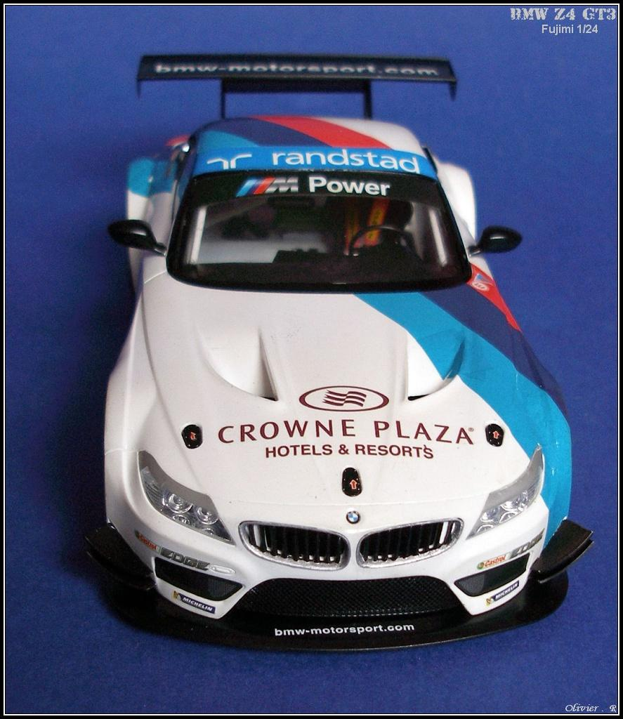 2014 Bmw Z4: BMW Z4 GT3