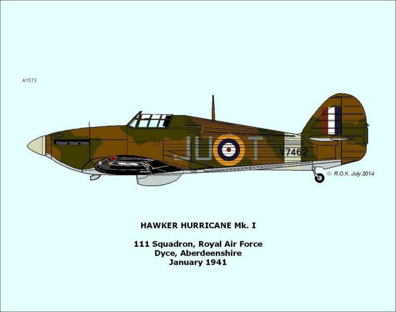 12-Hurricane V7462