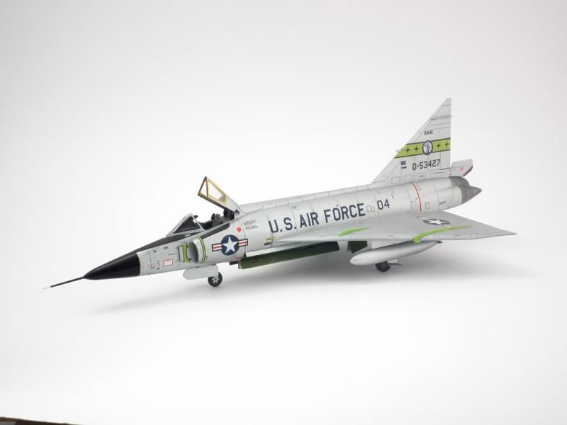F-102A 55-3427 CSC 009