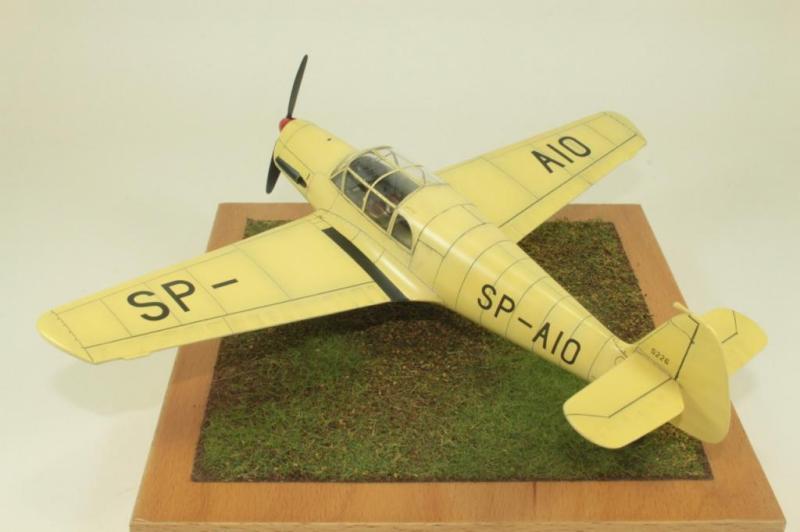 Marek Halas_Eduard_Messerschmitt Bf 108_030