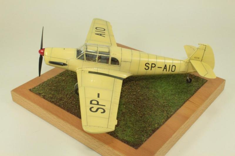 Marek Halas_Eduard_Messerschmitt Bf 108_031