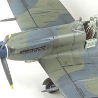 01_Marek's Airfix 1:48 Seafire XV Kitbash_073