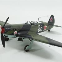 Marek's ICM 1:48 Yak-9DD_A46