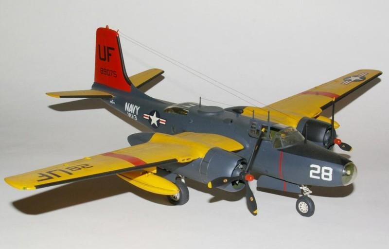 JD-1 Invader Monogram B-26 #1