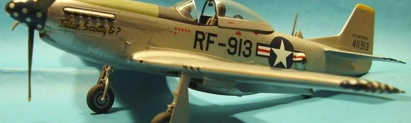 RF-51 D Mustang 001