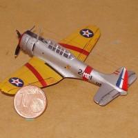 144 dauntless jap pilot spit 5054 016