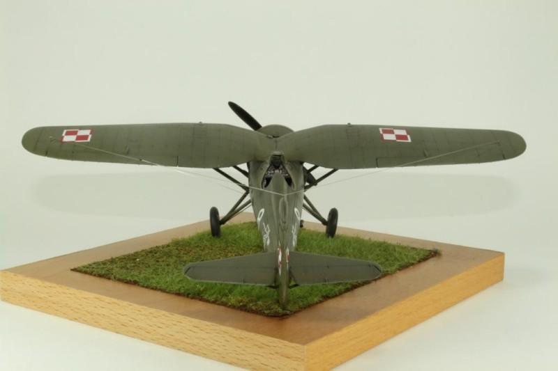 Marek's 1:48 Mirage Hobby PZL P.11c_009