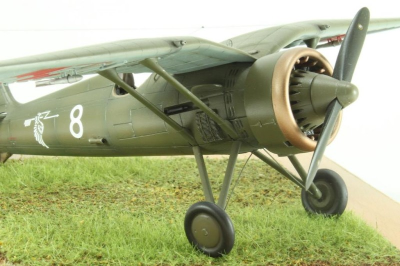 Marek's 1:48 Mirage Hobby PZL P.11c_011