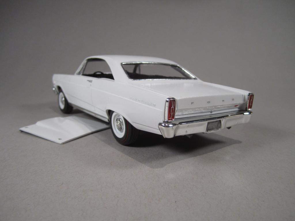 1966 Ford Fairlane 427 AMT Kit From 2004