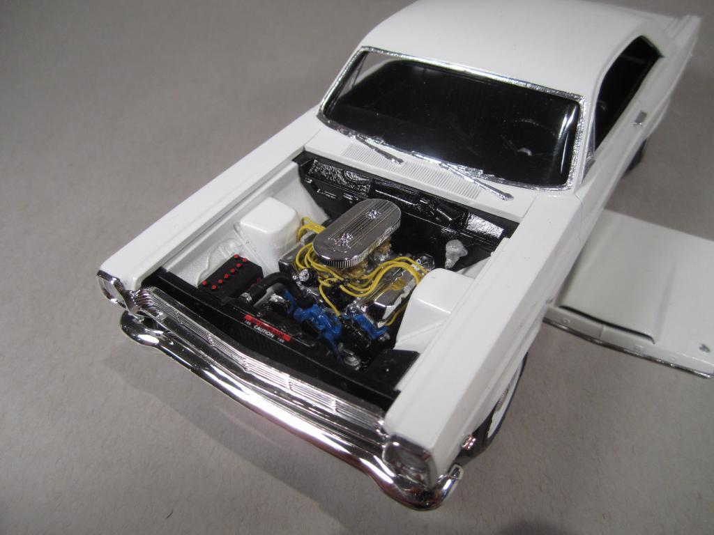 1966 Ford Fairlane 427 Amt Kit From 2004 Imodeler