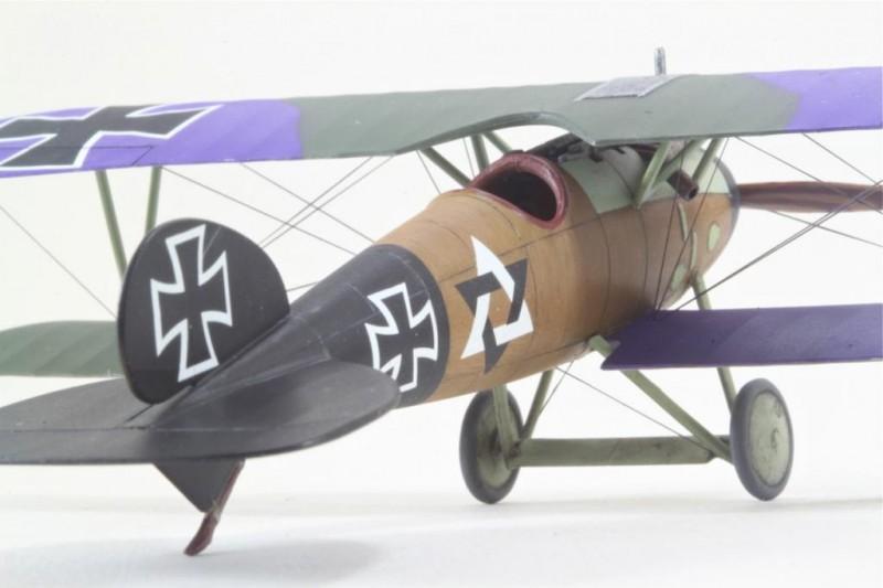 E_Millie's Eduard 1:72 Albatros DV_017