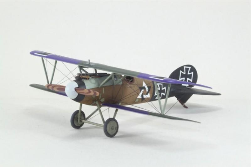 Millie's Eduard 1:72 Albatros DV_023