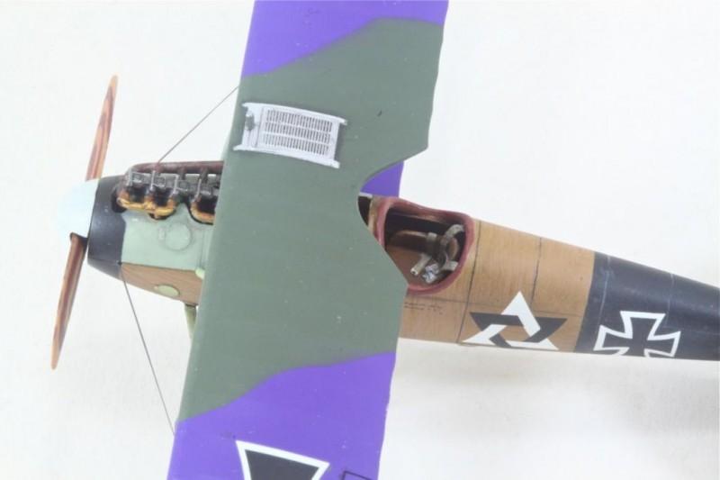 Millie's Eduard 1:72 Albatros DV_026