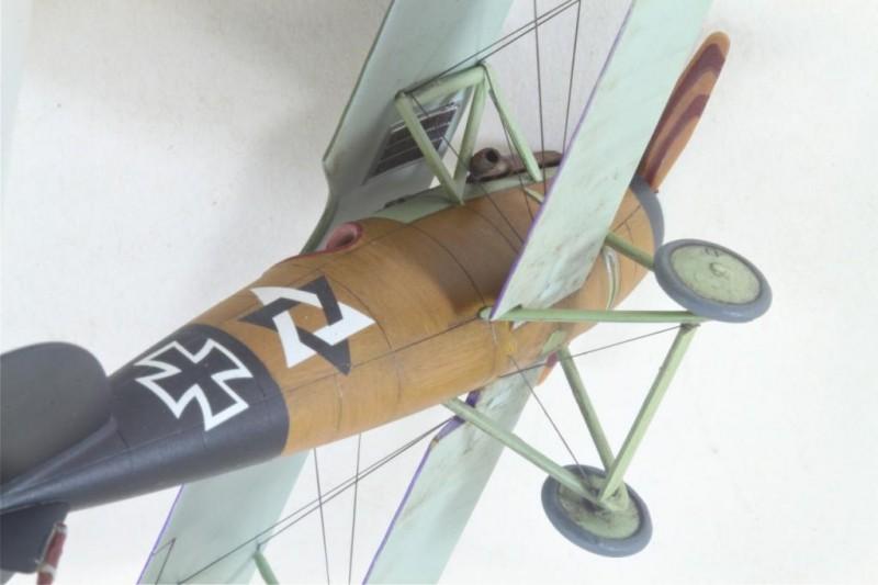 Millie's Eduard 1:72 Albatros DV_030