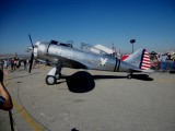 P-35 parked
