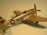 P-47D starbord
