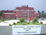 Pawtucket Central Falls Station