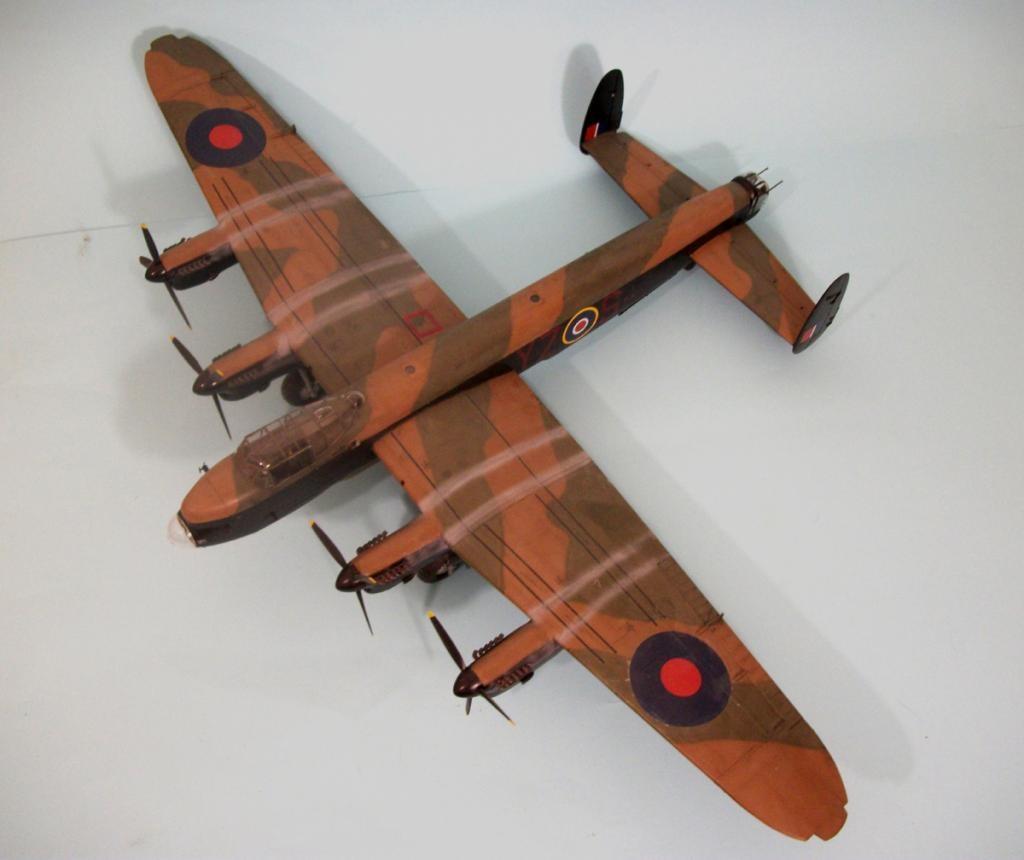 Tamiya 1/48 Lancaster B.III (S...