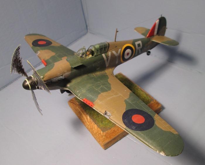 Airfix 1 48 Hurricane Mk 1 Imodeler