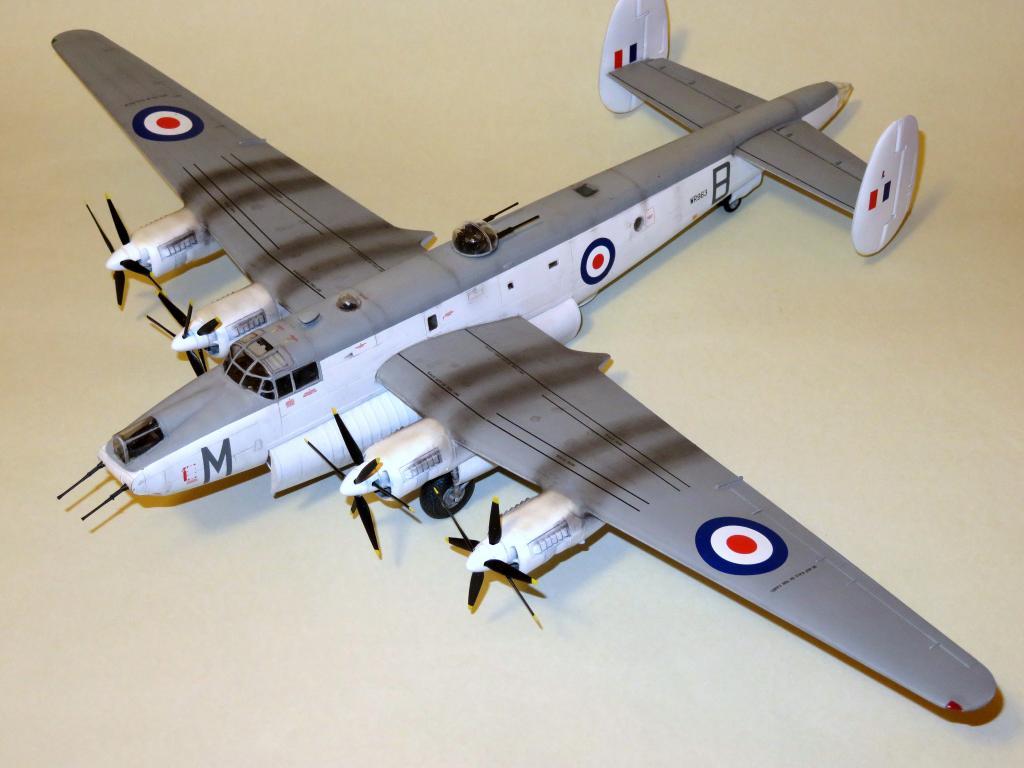 Airfix Development News - Avro Shackleton MR2 1:72 / News |