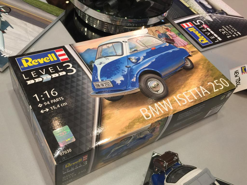 new model car kit releasesLive from Telford New kit releases from Revell  iModeler