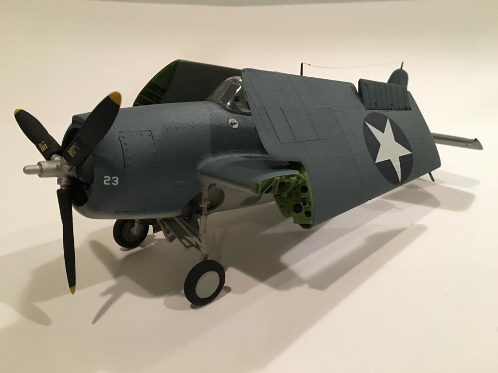 Lgardner E Ae X on F4f Wildcat Markings