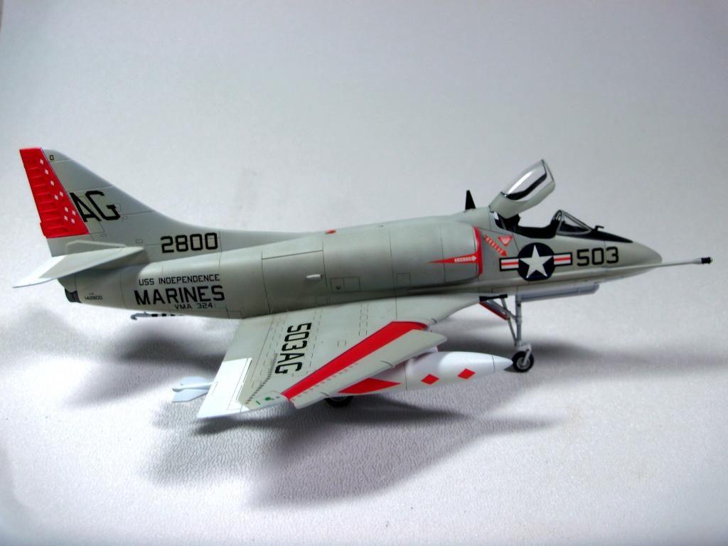 Quickboost 1//72 Douglas A-4b Skyhawk Fahrwerk Abdeckungen für Airfix #72451