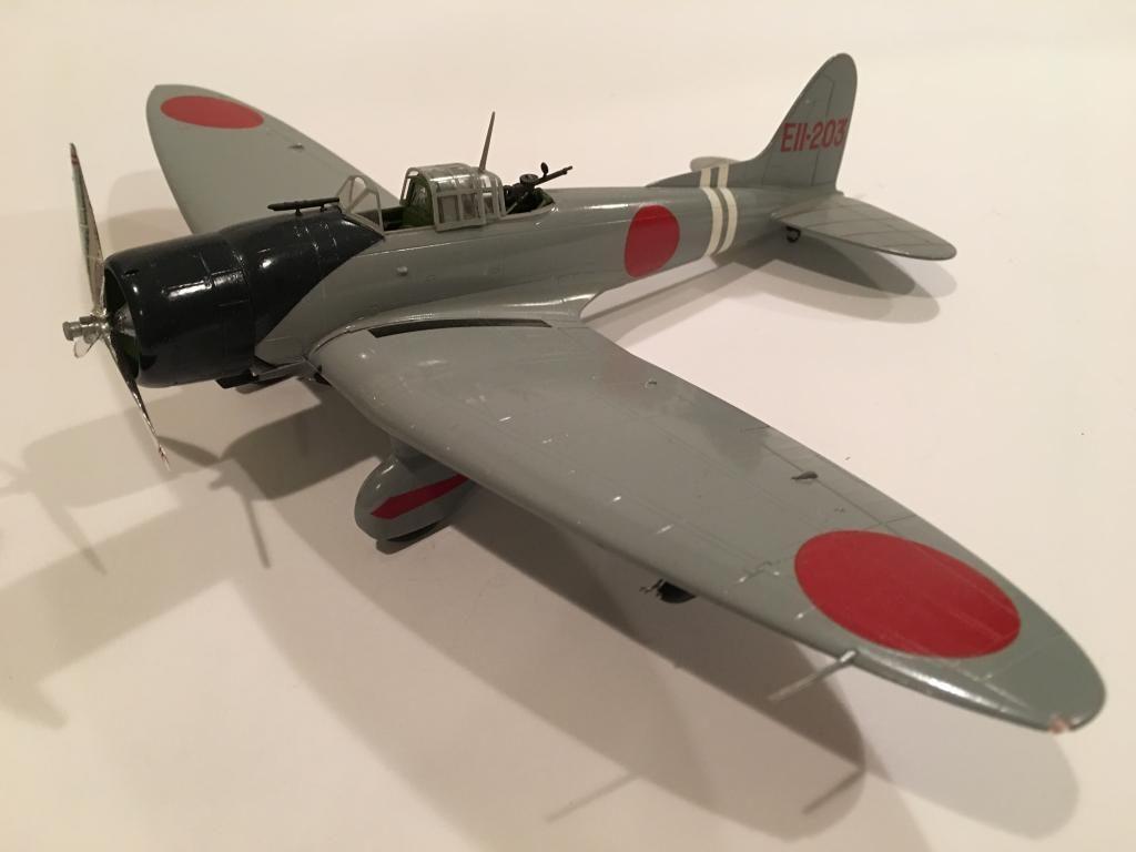 """1/48 Hasegawa Aichi D3A """"Val"""" from the IJN Carrier """"Zuikaku"""