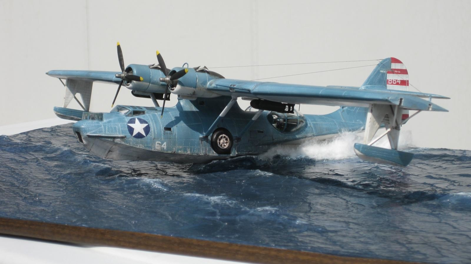 PBY-5A Catalina, 1/72, Academy | iModeler