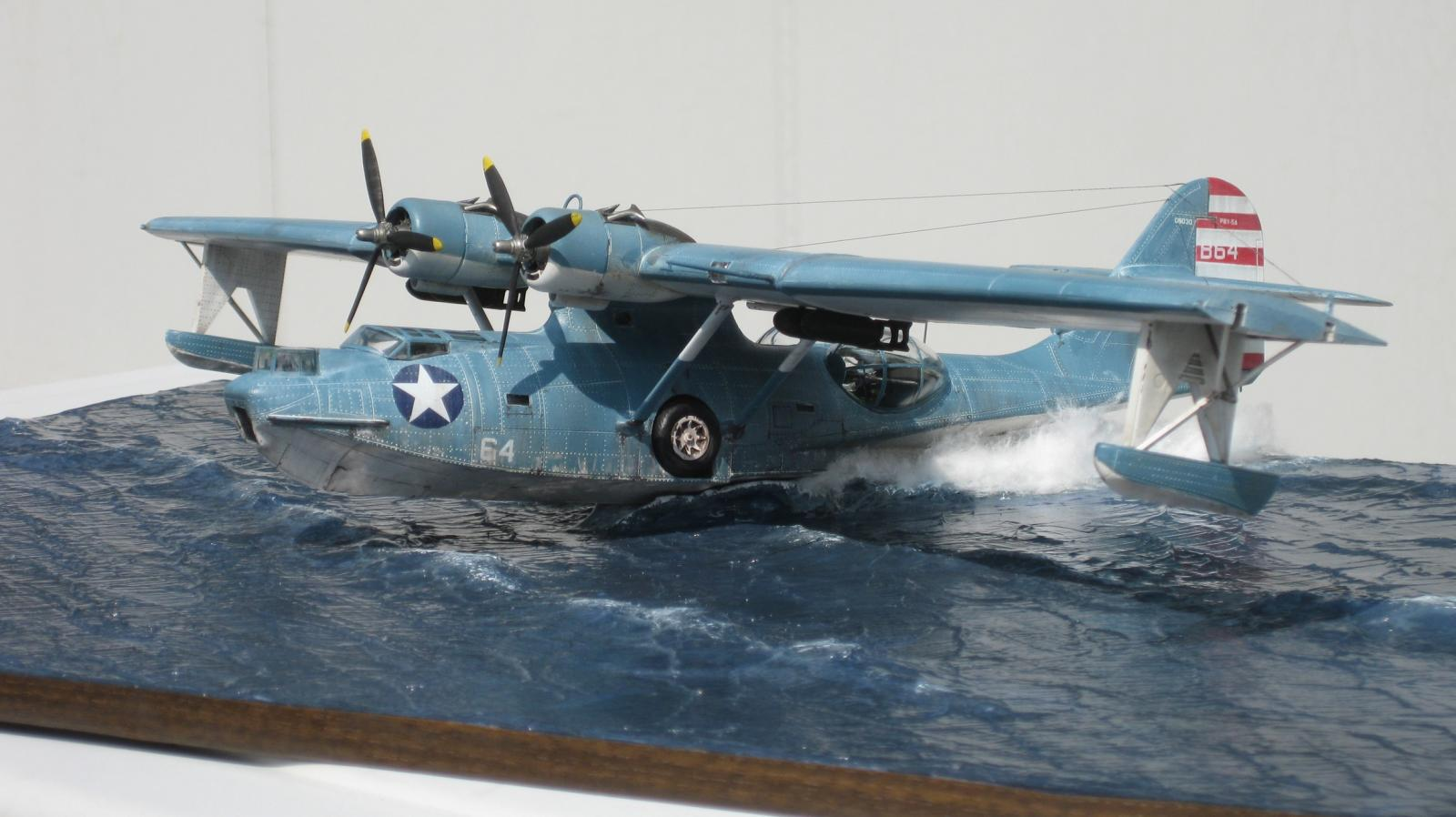 Academy Consolidated Pby A   Scale Black Cat